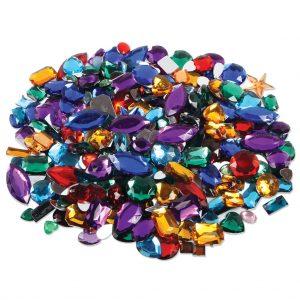 Gemstones Assorted Approx 400, 250g