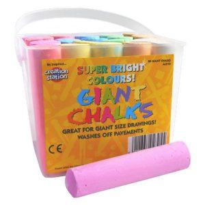 Giant Chalk