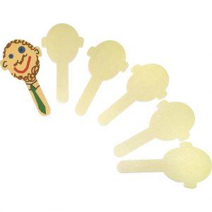 Lollipop Puppets - Faces 36 Pieces