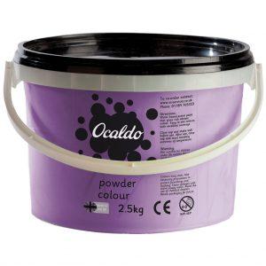 Powder Paint, 2.5kg tub - Purple