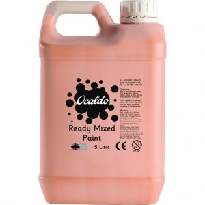 5 Litre Ready Mixed Paint - Pink