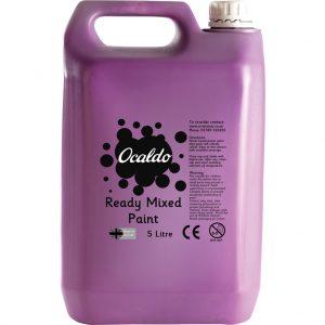 5 Litre Ready Mixed Paint - Purple