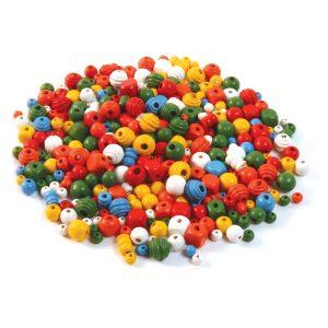 Wooden Craft Beads