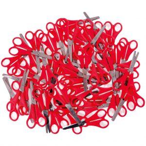 ruler scissors