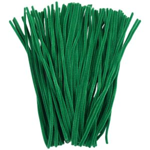 Luxury Green Pipe Cleaners