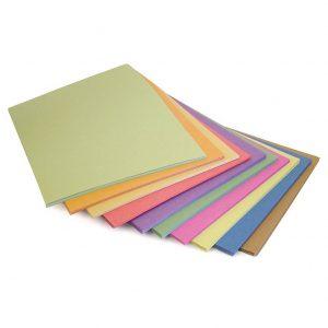 Assorted Sugar Paper