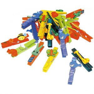 Pegs for Pictures - Pack of 24