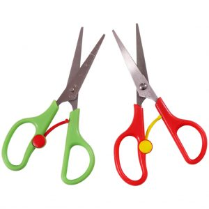 Spring Aided Scissors - Right-handed
